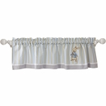 Lambs & Ivy Peter Rabbit™ Window Valance