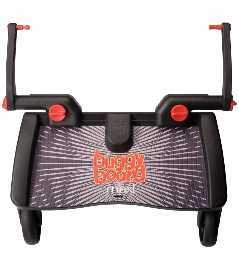 Lascal Buggyboard Maxi In Black