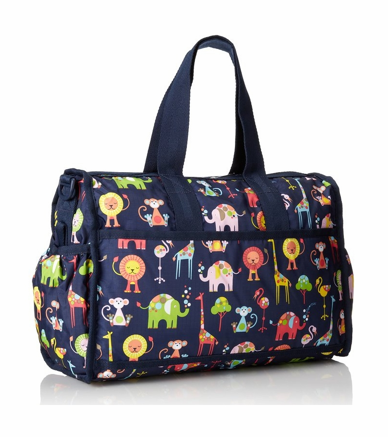 LeSportsac Baby Travel Bag - Zoo Cute