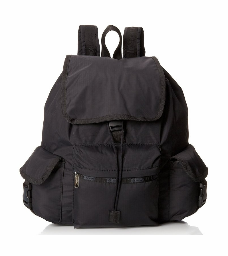 Voyager Backpack black Animal dz94TDDQp