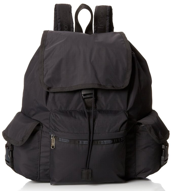 Lesportsac Voyager Backpack - Black