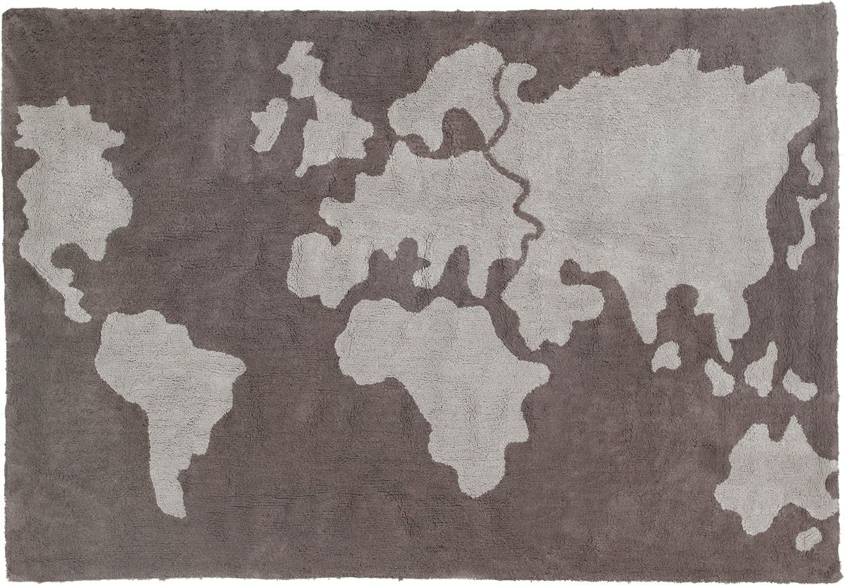 World map area rugs rugs compare prices at nextag lorena canals world map rug 4 8 gumiabroncs Images