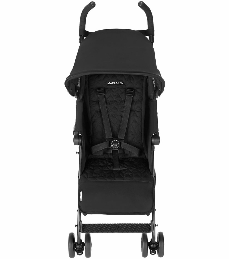 maclaren 2016 2017 quest stroller black black. Black Bedroom Furniture Sets. Home Design Ideas
