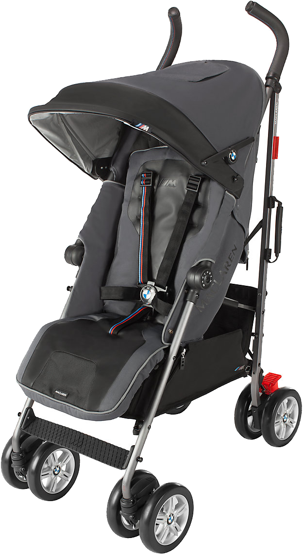 maclaren bmw m stroller charcoal. Black Bedroom Furniture Sets. Home Design Ideas
