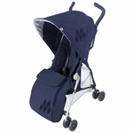 Maclaren Mark II Footmuff - Midnight Navy