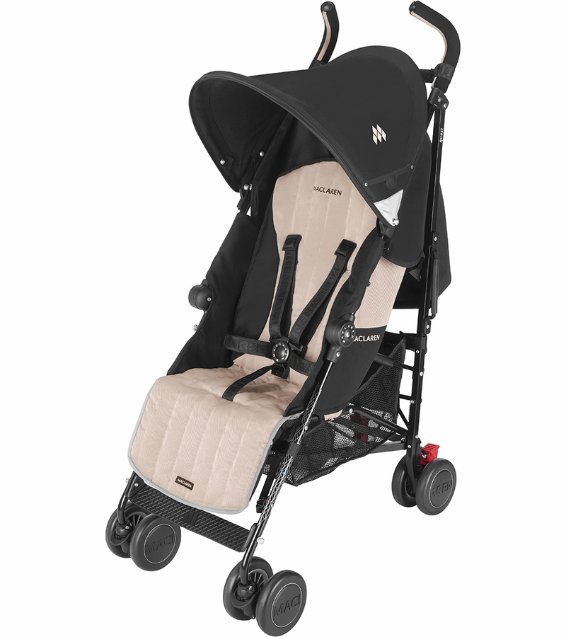 maclaren quest sport stroller black champagne. Black Bedroom Furniture Sets. Home Design Ideas