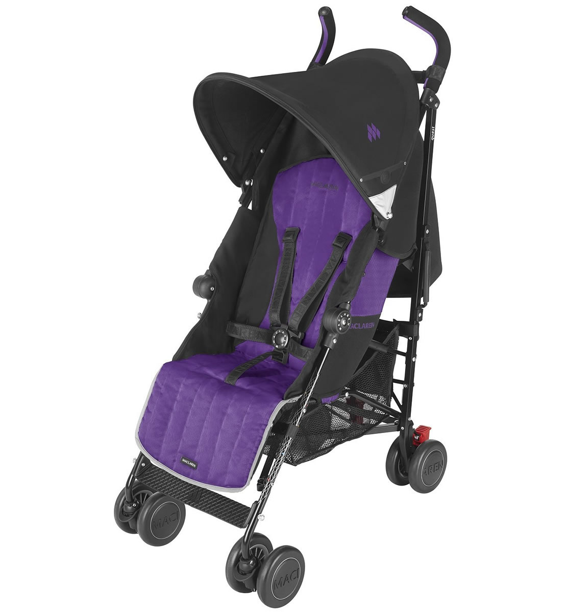 maclaren quest sport stroller black majesty. Black Bedroom Furniture Sets. Home Design Ideas
