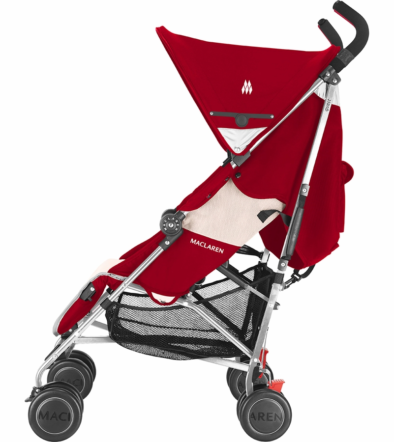 maclaren quest sport stroller scarlet wheat. Black Bedroom Furniture Sets. Home Design Ideas