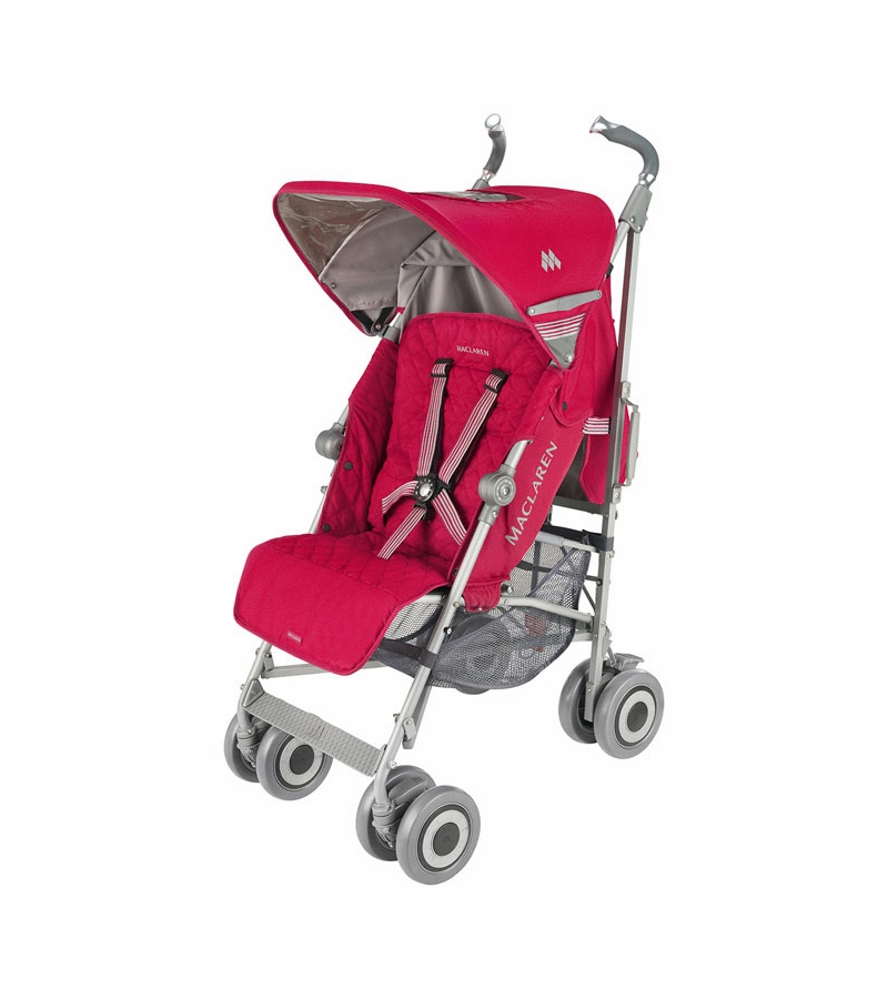 maclaren techno xlr stroller persian red 2012. Black Bedroom Furniture Sets. Home Design Ideas