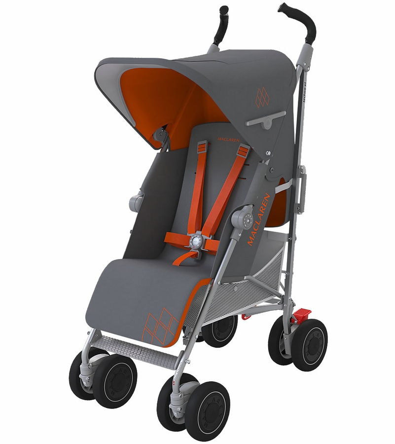 maclaren 2016 techno xt stroller charcoal marmalade. Black Bedroom Furniture Sets. Home Design Ideas