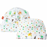 Magnificent Baby Reversible Hat - Boy's Circus / Stars
