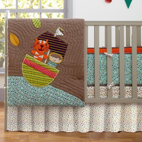Mamas & Papas 4 Piece Baby Bedding Set - Timbuktales