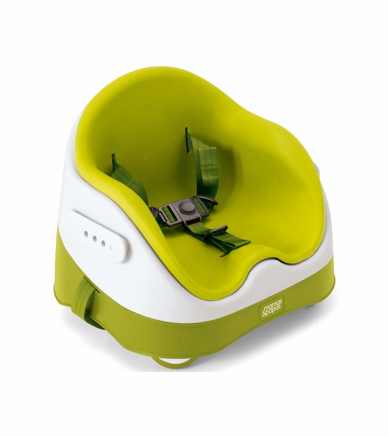 Mamas Amp Papas Baby Bud Booster Seat Amp Activity Tray Lime
