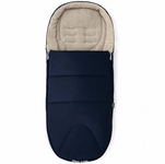 Mamas & Papas Cold Weather Plus Footmuff - Navy