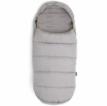 Mamas & Papas Extreme Weather Footmuff - Grey Cloud