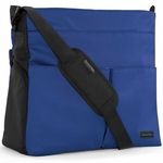 Mamas & Papas Messenger Diaper Bag - Blue