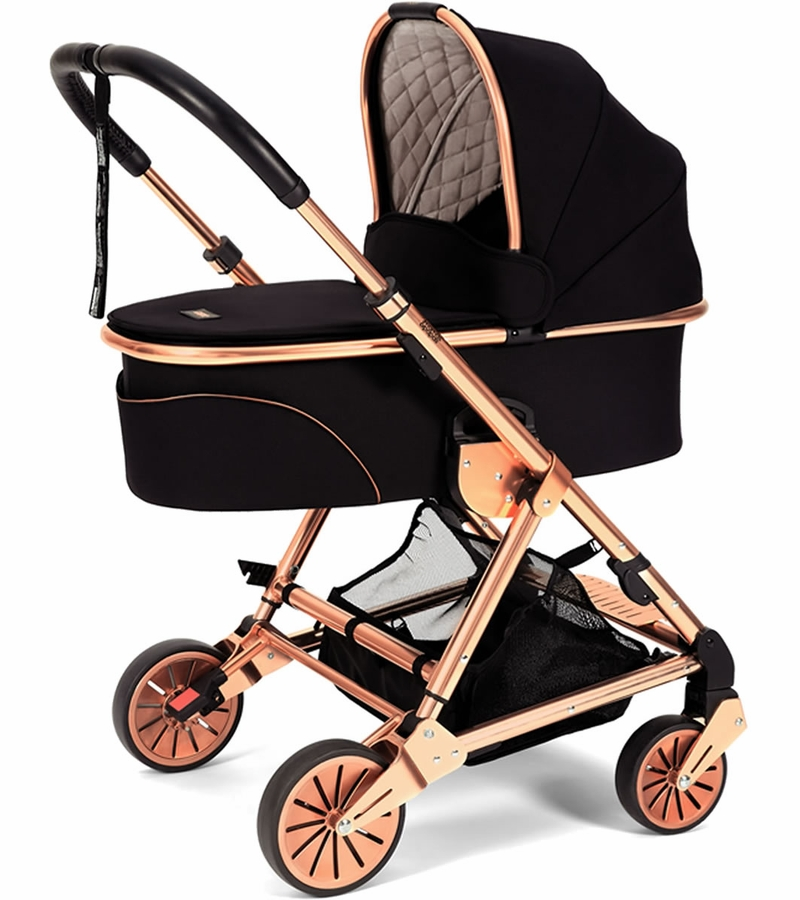 Mamas & Papas Urbo 2 Stroller, Signature Edition - Black ...