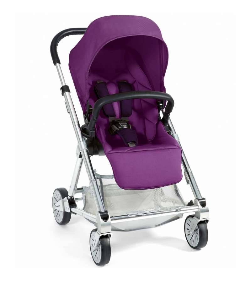 mamas papas urbo stroller purple. Black Bedroom Furniture Sets. Home Design Ideas