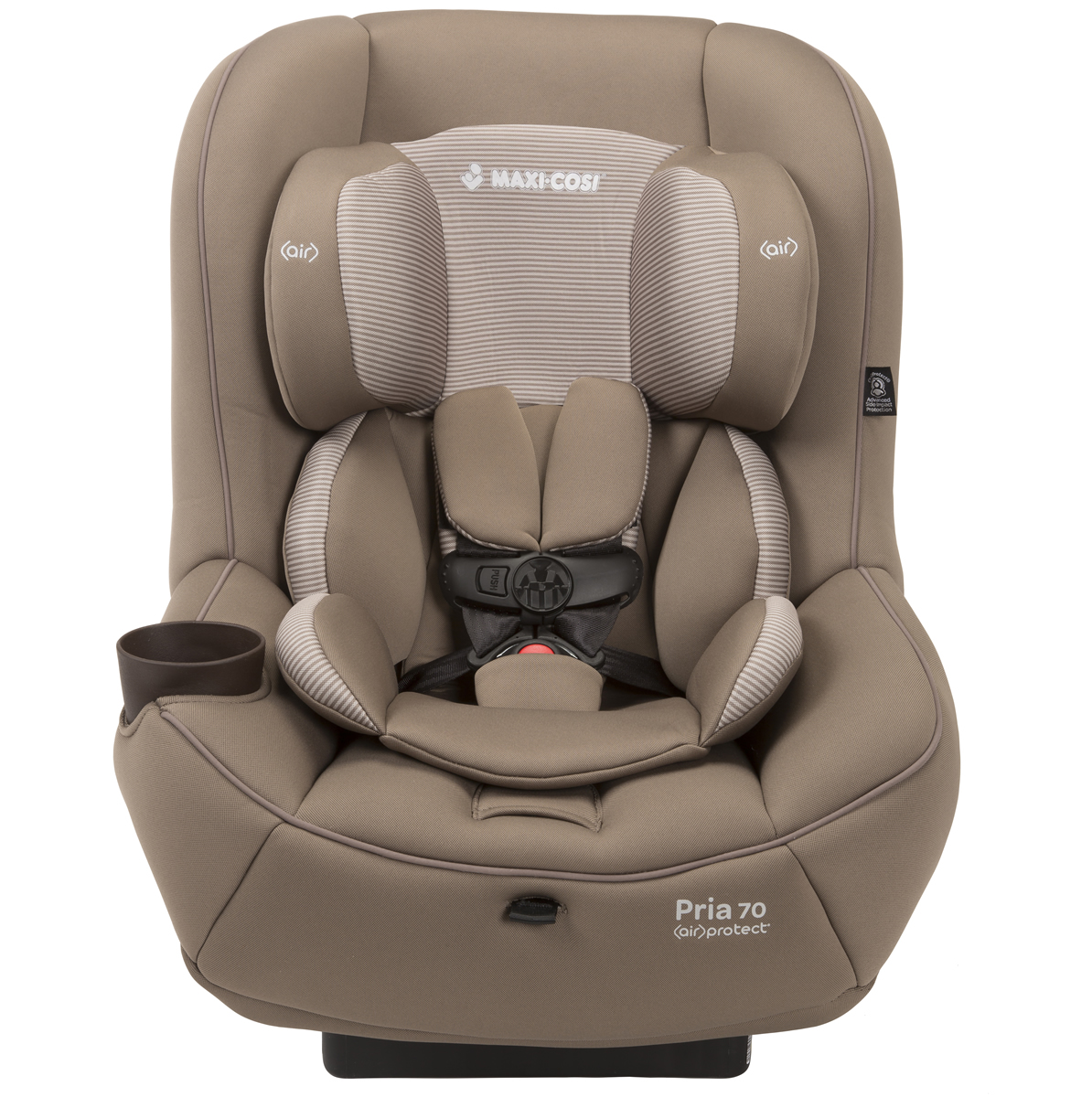 MAXI-COSI Pria 70 Convertible Car Seat - Brown Earth