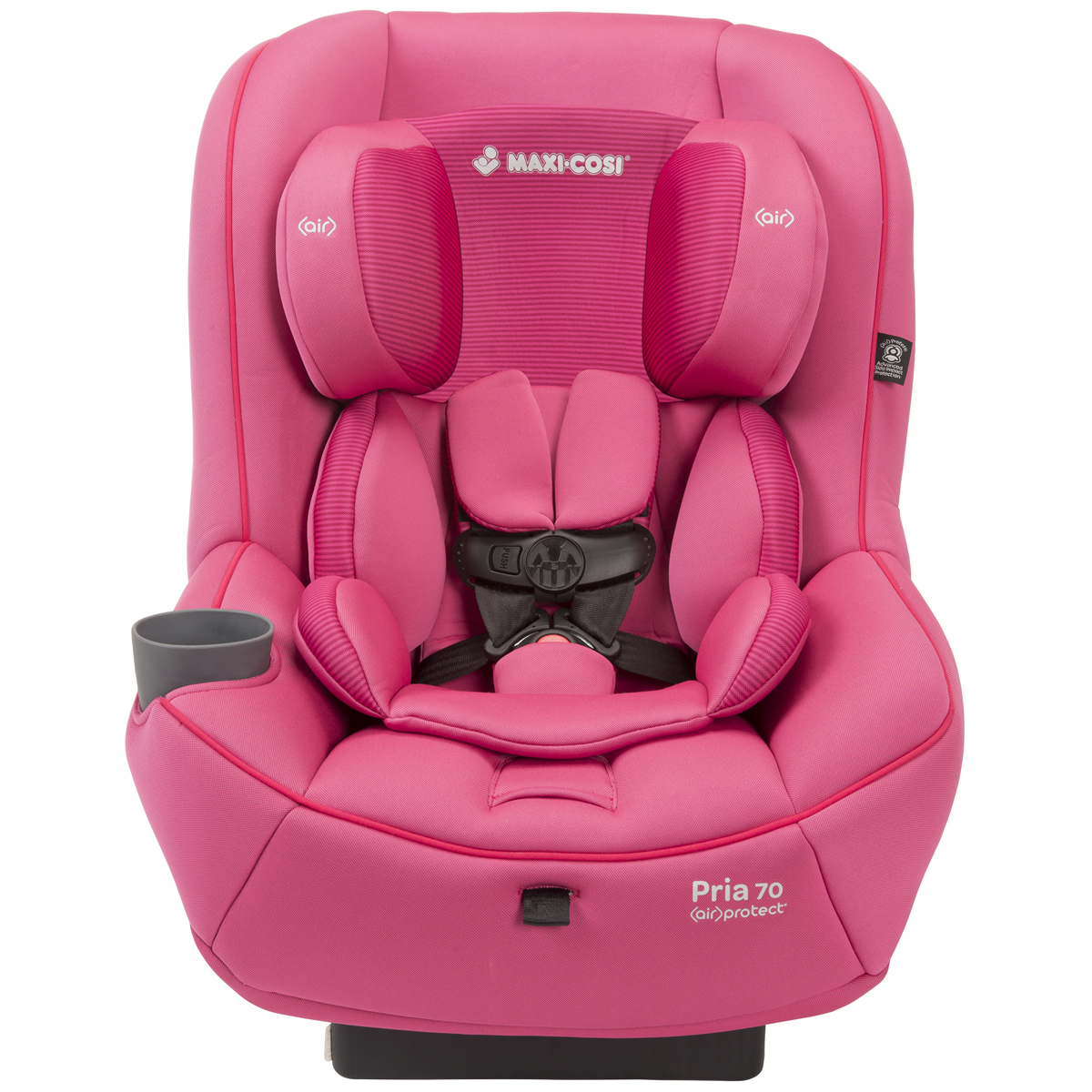 MAXI-COSI Pria 70 Convertible Car Seat - Pink Berry
