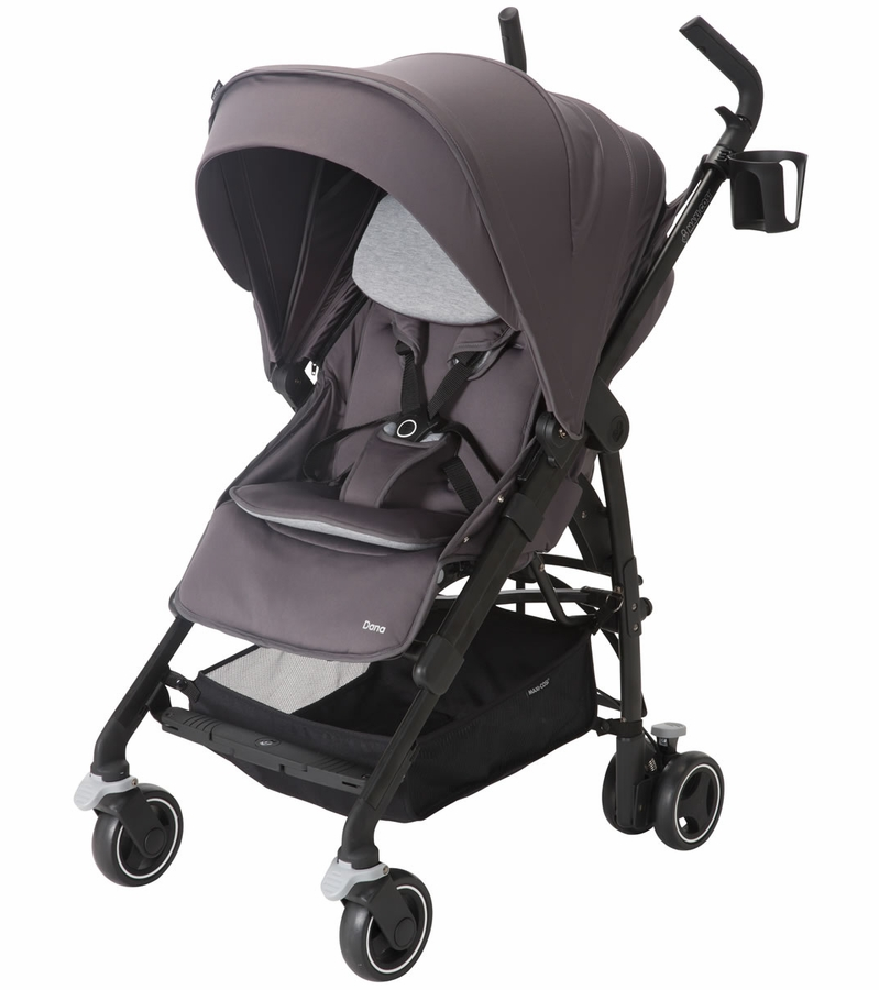 maxi cosi dana stroller loyal grey. Black Bedroom Furniture Sets. Home Design Ideas