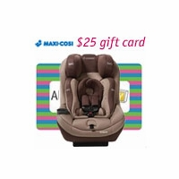 Maxi Cosi Gift Card with Purchase