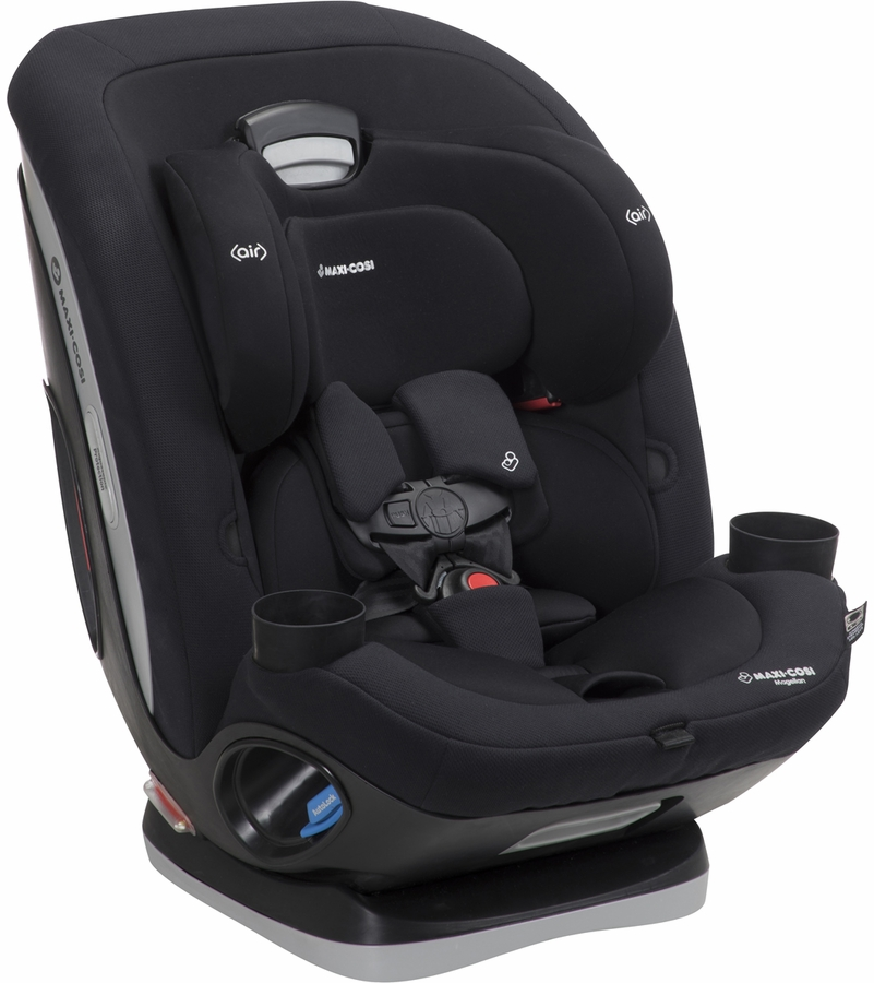 Maxi-Cosi Magellan 5-in-1 All-In-One Convertible Car Seat - Night Black