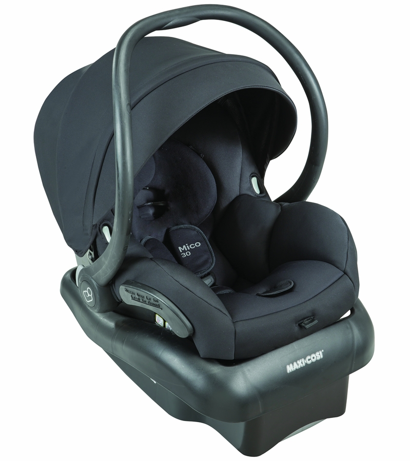 maxi cosi mico 30 infant car seat black. Black Bedroom Furniture Sets. Home Design Ideas