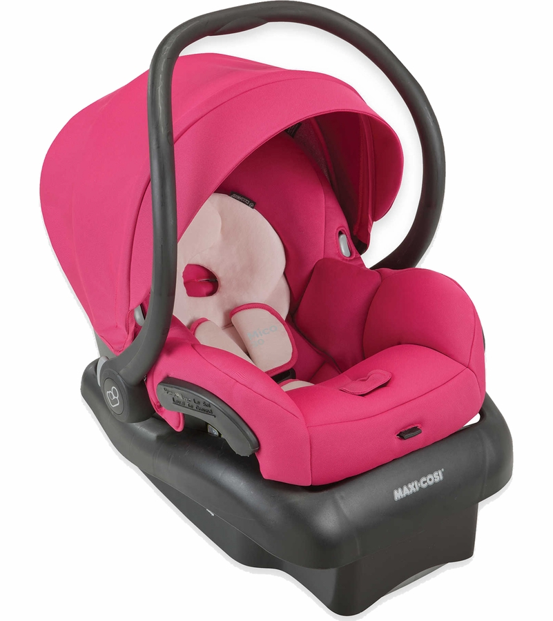 maxi cosi mico 30 infant car seat bright rose. Black Bedroom Furniture Sets. Home Design Ideas