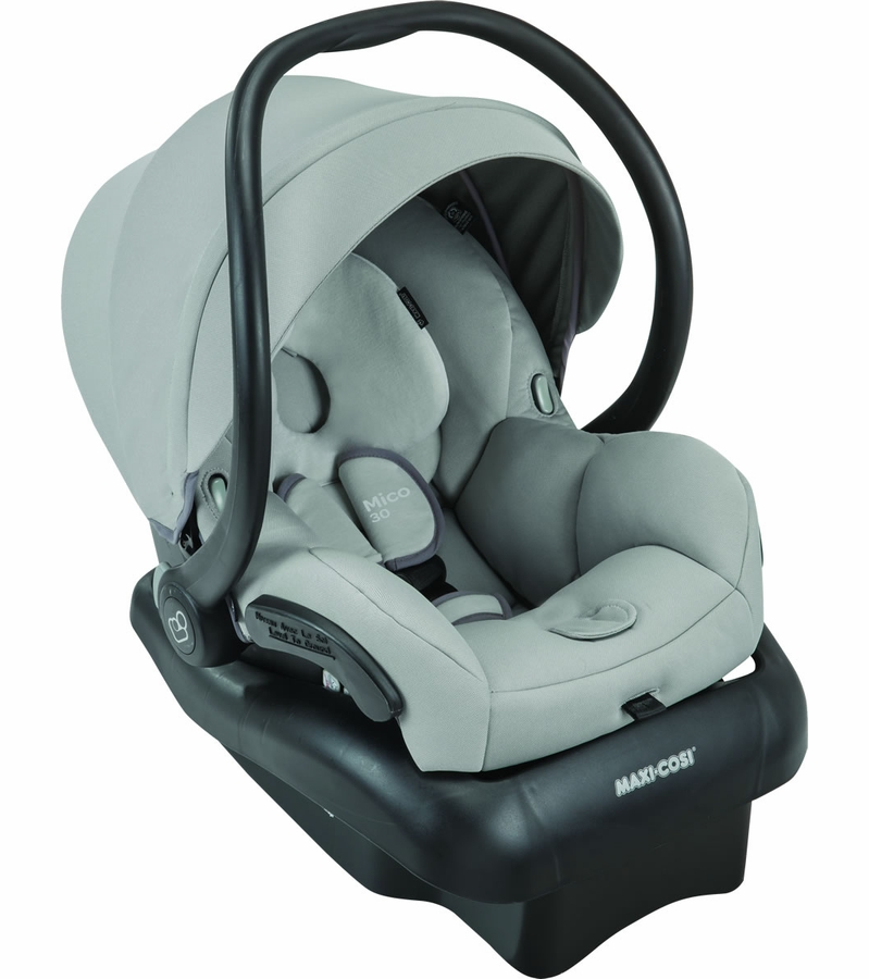 maxi cosi mico 30 infant car seat grey gravel. Black Bedroom Furniture Sets. Home Design Ideas