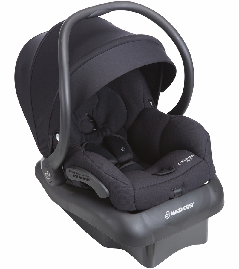 maxi cosi mico 30 infant car seat night black. Black Bedroom Furniture Sets. Home Design Ideas