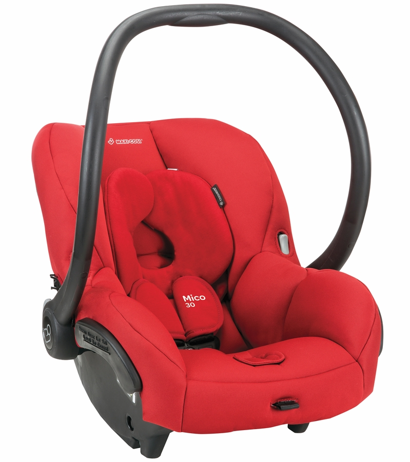 maxi cosi mico 30 infant car seat red rumor. Black Bedroom Furniture Sets. Home Design Ideas