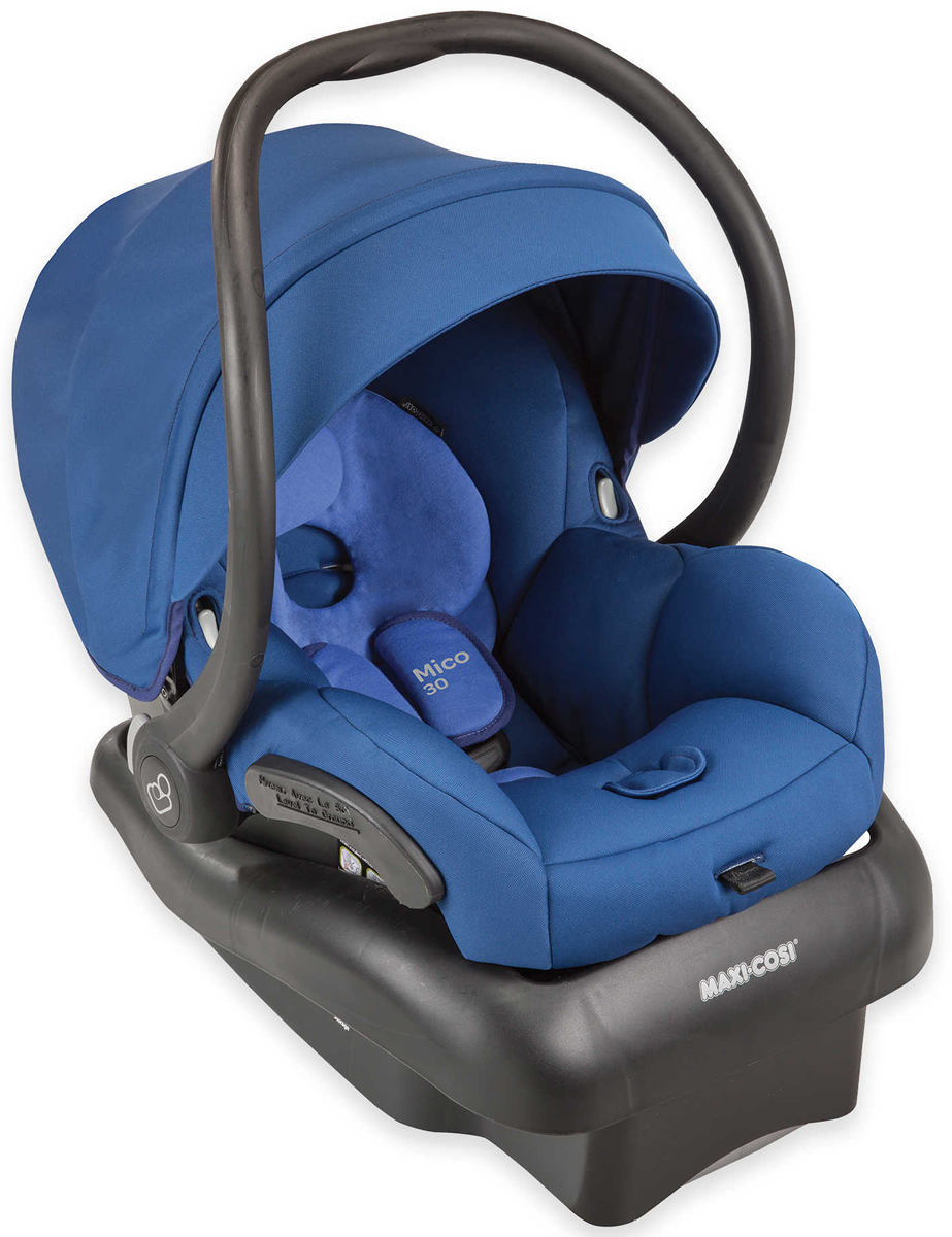 MAXI-COSI Mico 30 Infant Car Seat - Vivid Blue