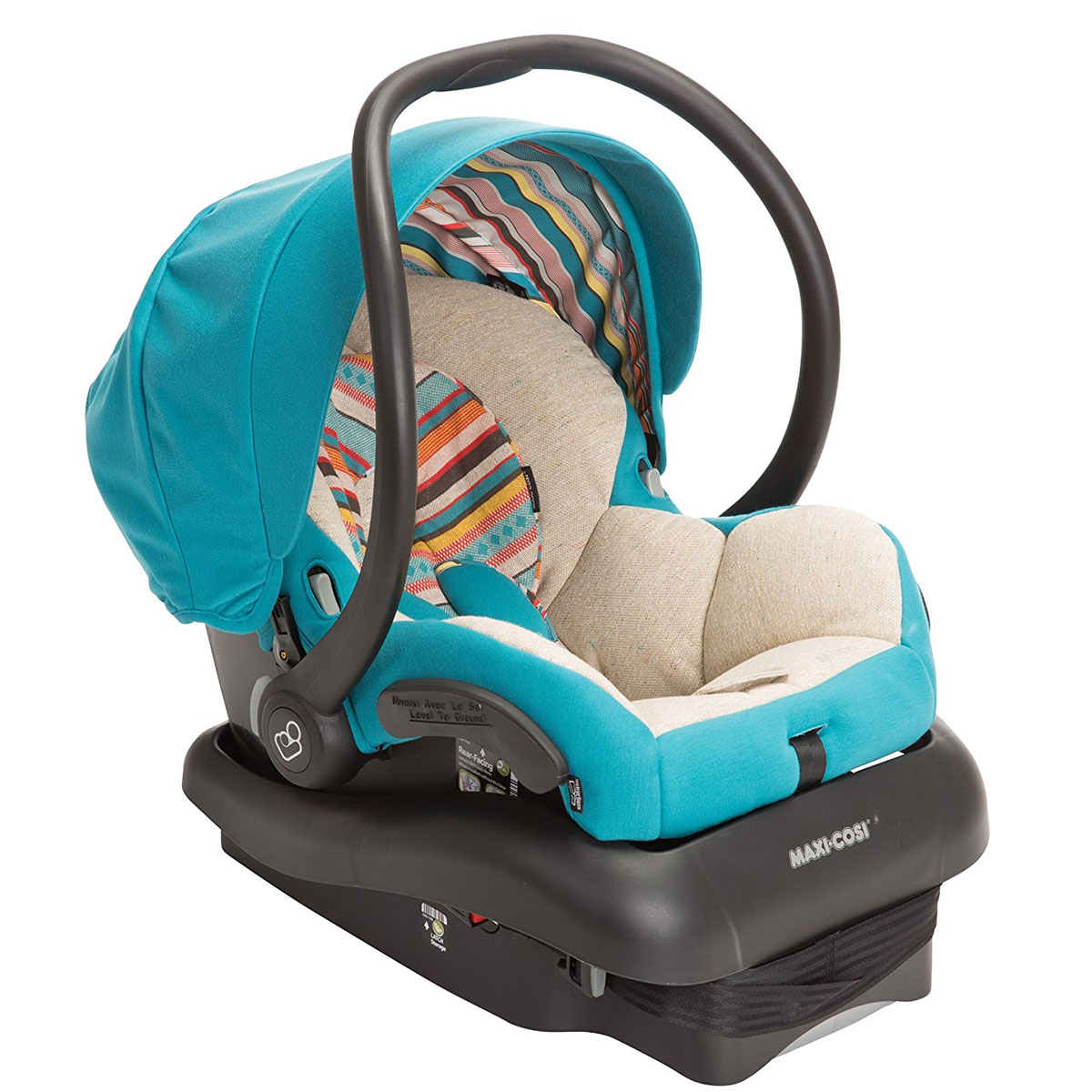 maxi cosi mico ap infant car seat bohemian blue. Black Bedroom Furniture Sets. Home Design Ideas