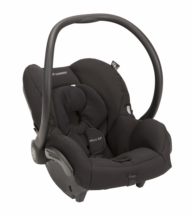 maxi cosi mico ap infant car seat devoted black. Black Bedroom Furniture Sets. Home Design Ideas