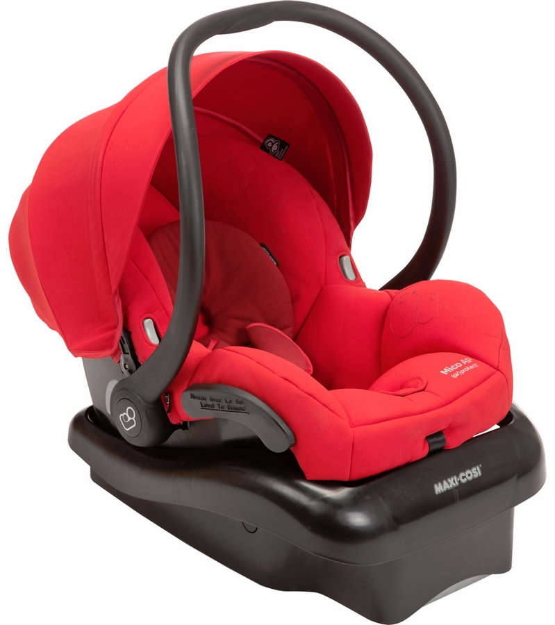 maxi cosi mico ap infant car seat envious red. Black Bedroom Furniture Sets. Home Design Ideas