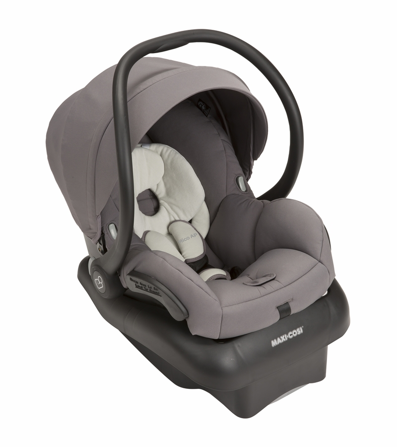 maxi cosi mico ap infant car seat grey gravel. Black Bedroom Furniture Sets. Home Design Ideas
