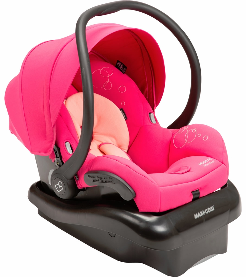 maxi cosi mico ap infant car seat 2014 passionate pink. Black Bedroom Furniture Sets. Home Design Ideas