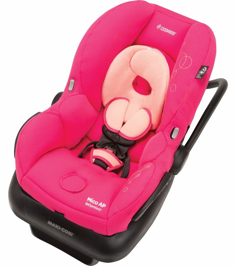 Maxi Cosi Mico Infant Car Seat Passionate Pink