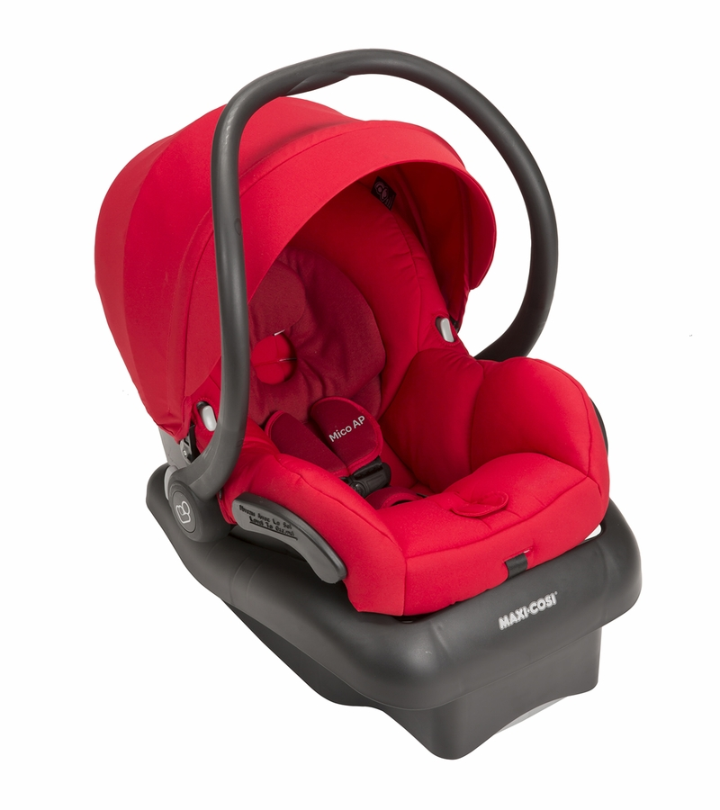 maxi cosi mico ap infant car seat red rumor. Black Bedroom Furniture Sets. Home Design Ideas