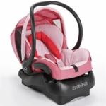 Maxi Cosi Mico Infant Car Seat 2010 Lily Pink
