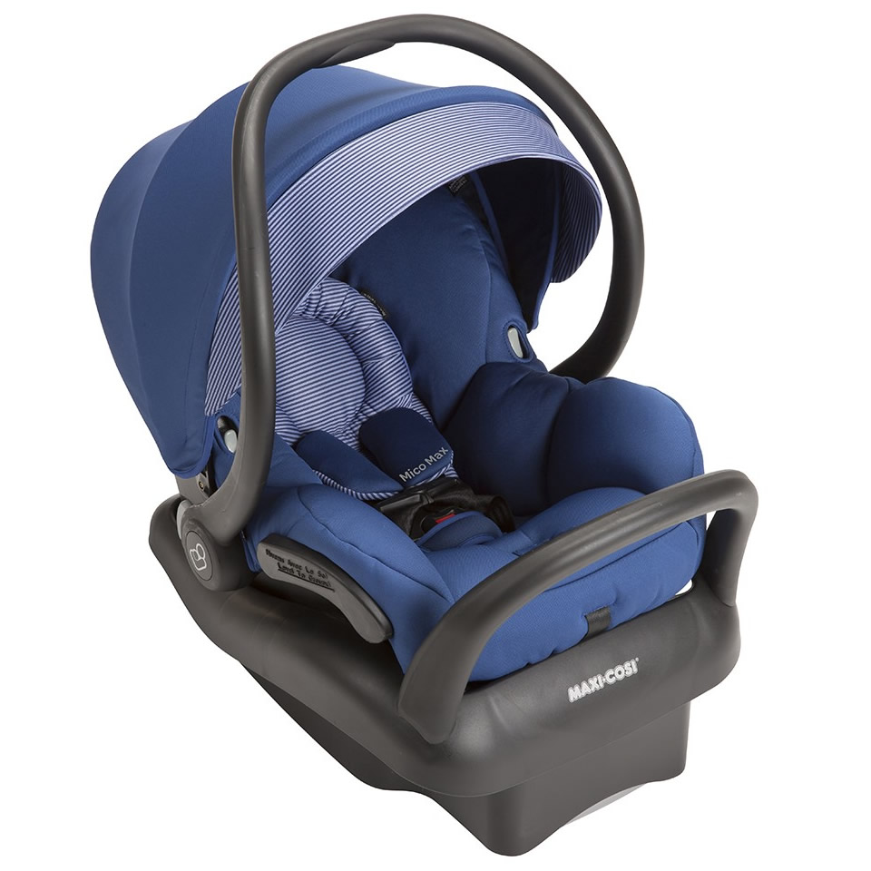 MAXI-COSI Mico Max 30 Infant Car Seat - Blue Base