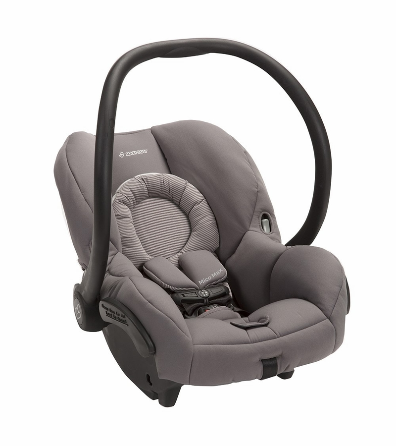 maxi cosi mico max 30 infant car seat grey gravel. Black Bedroom Furniture Sets. Home Design Ideas