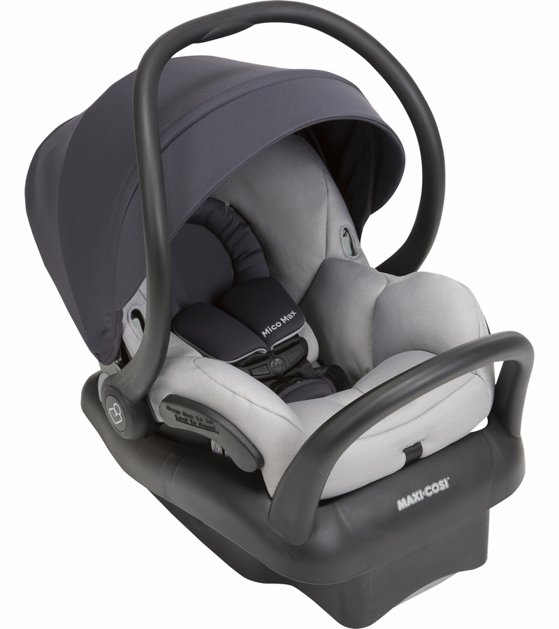 maxi cosi mico max 30 infant car seat logan grey albee. Black Bedroom Furniture Sets. Home Design Ideas