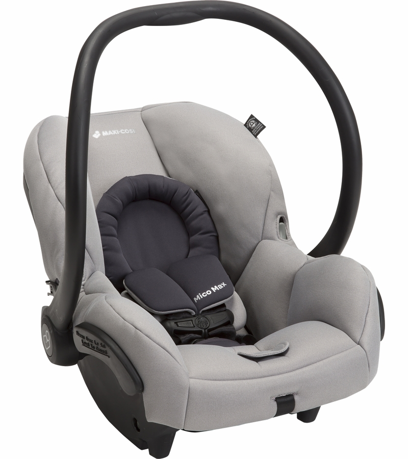 maxi cosi mico max 30 infant car seat logan grey albee baby exclusive. Black Bedroom Furniture Sets. Home Design Ideas