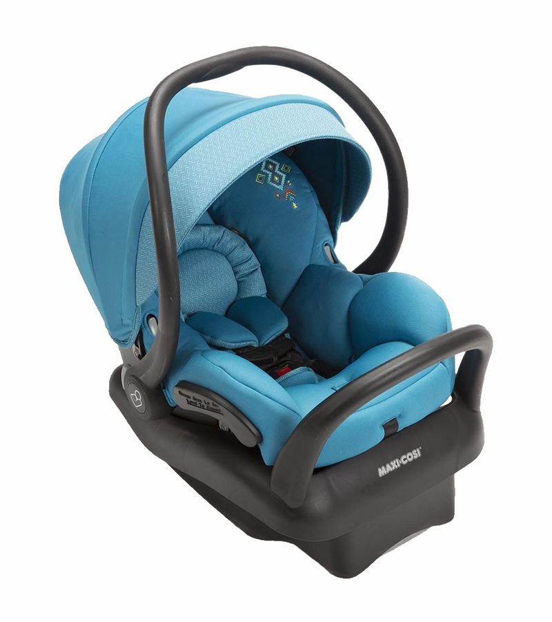 maxi cosi mico max 30 infant car seat mosaic blue. Black Bedroom Furniture Sets. Home Design Ideas