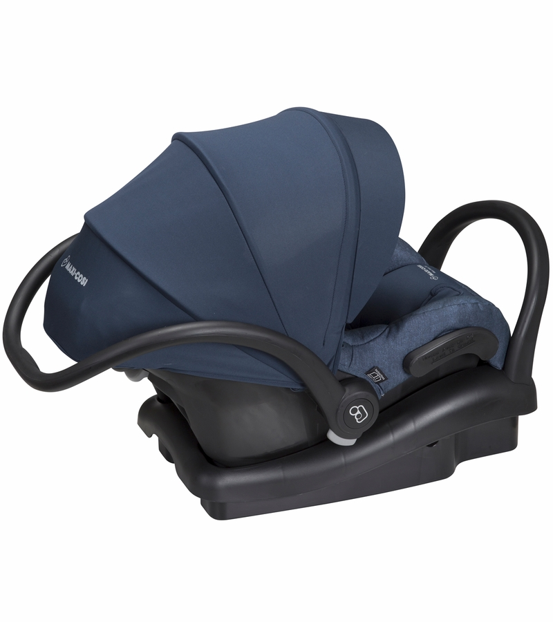 maxi cosi mico max 30 infant car seat nomad blue. Black Bedroom Furniture Sets. Home Design Ideas