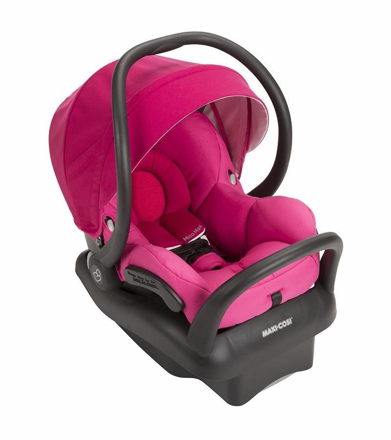 maxi cosi mico max 30 infant car seat pink berry. Black Bedroom Furniture Sets. Home Design Ideas
