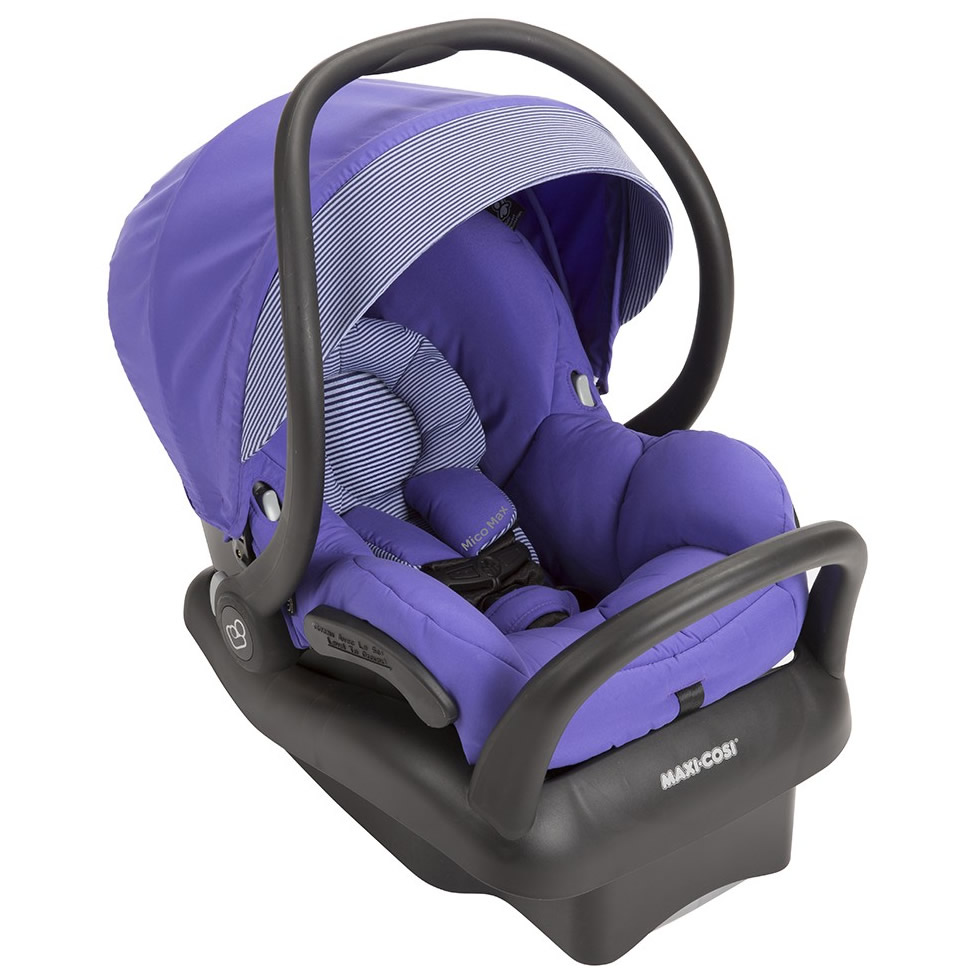 maxi cosi mico max 30 infant car seat purple pace. Black Bedroom Furniture Sets. Home Design Ideas