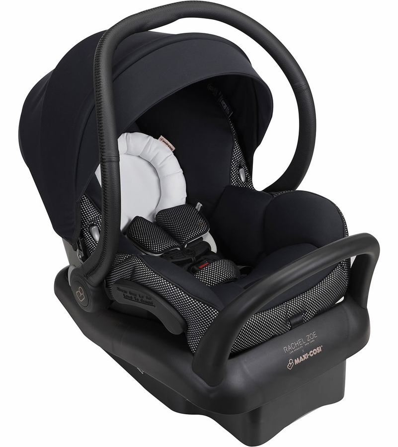 Quinny Moodd Special Edition Rachel Zoe Travel System: Maxi-Cosi Mico Max 30 Infant Car Seat
